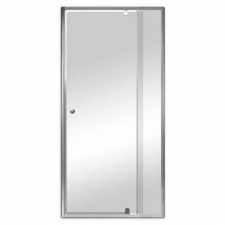 Leziter Flexi zuhanyajtó 76-91x185 cm kád, zuhanykabin