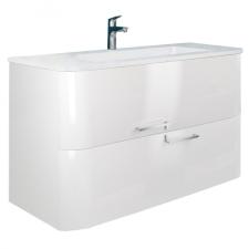 Leziter Greta 100 fürdőszobabútor öntöttmárvány mosdóval bútor