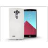 LG G4 H815 szilikon hátlap - Jelly Flash - fehér