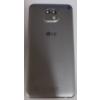 LG K580 X-Cam akkufedél NFC antennával ezüst*