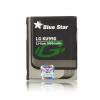 LG KU990 utángyártott akkumulátor BlueStar Li-Ion 1100mAh