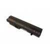 LG LBA211EH 4400 mAh 6 cella fekete notebook/laptop akku/akkumulátor utángyártott