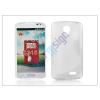 LG LG F70 D315 szilikon hátlap - S-Line - transparent