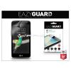 LG LG K4 K120E képernyővédő fólia - 2 db/csomag (Crystal/Antireflex HD)