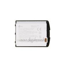 LG LGLP-GBLM gyári akkumulátor fekete (880mAh, Li-ion, KU580)* mobiltelefon akkumulátor