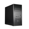 Lian Li PC-8NB Midi-Tower USB 3.0 - fekete (PC-8NB)