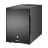 Lian Li PC-Q25B Mini-ITX Cube - fekete (PC-Q25B)