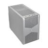 Lian Li PC-Q50A Mini-ITX ezüst (PC-Q50A)