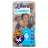 Libero Comfort 4 7-11 kg prémium pelenkanadrág 2 x 54 db