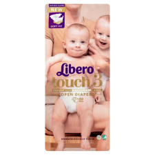 Libero Touch 3 pelenka (4-8kg) - 50db pelenka