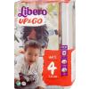 Libero UP&GO 4 bugyipelenka 7-11kg 44db