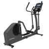 Life Fitness E1 elliptikus tréner TRACK konzollal