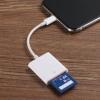 Lightning USB átalakító kábel SD-kártya olvasóval