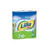 Lilla Kéztörlő 2 rétegű újrahasznosított 50 lap Lilla Duo 2 tek