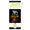 Lindt Excellence étcsokoládé 100 g 70% Cocoa