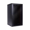 """Linkbasic fali szekrény 19"""" 22U 600x600mm fekete"""