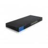 Linksys Gigabit Smart PoE Switch 16-port LGS318P (LGS318P-EU)