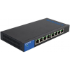 Linksys LGS108P-EU 8xGbe PoE Switch