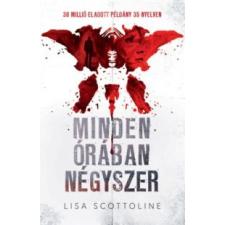 Lisa Scottoline Minden órában négyszer regény
