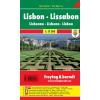 Lisszabon zsebtérkép - f&b PL 89 CP