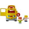 Little People autópajtások: vidám iskolabusz