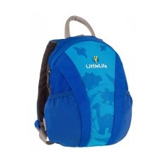 LittleLife Runabout Toddler Backpack hátizsák - Blue