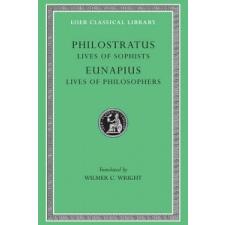 Lives of the Sophists – Eunapius,Philostratus idegen nyelvű könyv