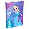 Lizzy Card Disney hercegnők: Jégvarázs füzetbox - A4, Elza és Olaf