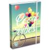 Lizzy Card Good Vibes Balloon füzetbox - A4