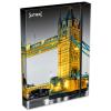 Lizzy Card London Tower Bridge füzetbox - A4