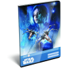 LizzyCard Füzet tűzött A/4 kockás Star Wars Rogue One Space 17497407