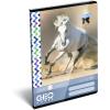 LizzyCard Füzet tűzött A/5 1.o. GEO Horse One 17510306