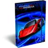 LizzyCard Füzetbox A/4 Super Racecar Red Lightning 17513402
