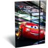 LizzyCard Gumis mappa A/5 Cars McQueen 17351306