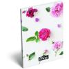 LizzyCard Notesz papírfedeles A/6 GEO Flora Rose 17456516