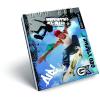 LizzyCard Notesz spirál kicsi A/7 GEO Xtreme Skate 17519804