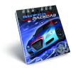 LizzyCard Notesz spirál kicsi A/7 Super Racecar Blue Thunder 17520001