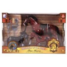 Ló család figurakészlet játékfigura