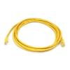 LogiLink CAT6 U/UTP Patch Cable PrimeLine AWG24 LSZH yellow 3,00m