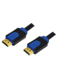LogiLink CHB1102 HDMI 1.4 High Speed Ethernet (10,2 Gbps) 2m fekete kábel