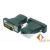 LogiLink DVI-HDMI Adapter DVI 24+1M / 19F /AH0001/