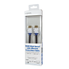 LogiLink - Ethernet Cable; HDMI A Male to HDMI A Male; 3m