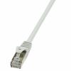LogiLink patch kábel, Cat.6 F/UTP EconLine 2m szürke