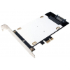 LogiLink PC0079 HDD/SSD Hybrid PCI-Express Card