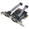 LogiLink Soros 2 portos PCI-E