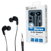 LogiLink ® Stereo In-Ear Headset, Black