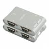 LogiLink USB2.0 - 4 portos soros adapter
