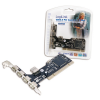 LogiLink USB 2.0-ás PCI kártya, 4 + 1 Portos (NEC Chip)4 x USB2.0 külső + 1 USB2.0 belső