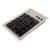 LogiLink USB numerikus billentyűzet fekete-ezüst