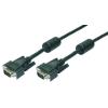 LogiLink VGA kábel  2x Ferrit HQ  20m